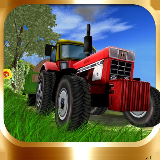 Tractor - More Farm Driving