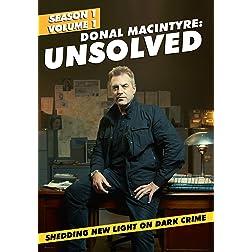 Donal MacIntyre: Unsolved (Season 1 Volume 1)