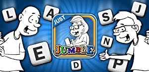 Just Jumble from Adveractive, Inc.