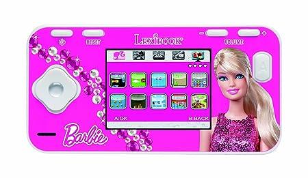 LEXIBOOK - JL2800BB - Jouet Fille - Console Barbie
