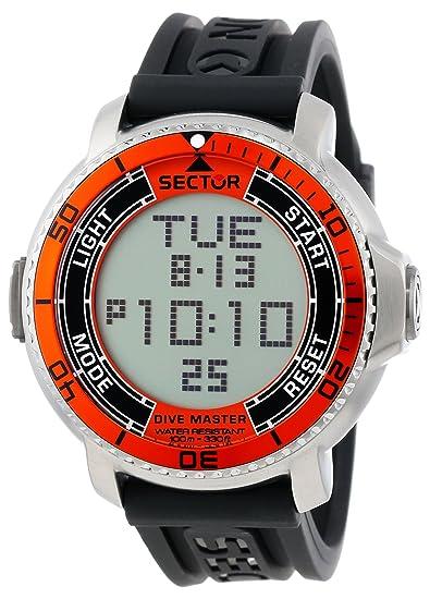 Sector no limits dive master r3251967001 orologio da - Sector dive master ...