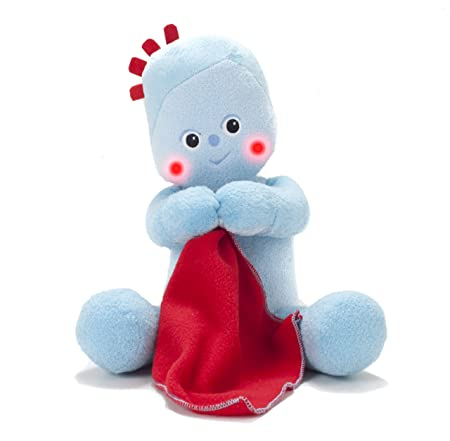 In The Night Garden Sleeptime Berceuse Iggle Piggle peluche, 30 cm