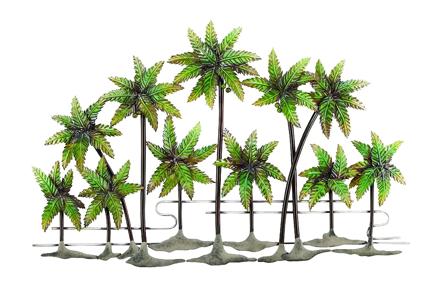 Product description for Palm tree decorations for the home
