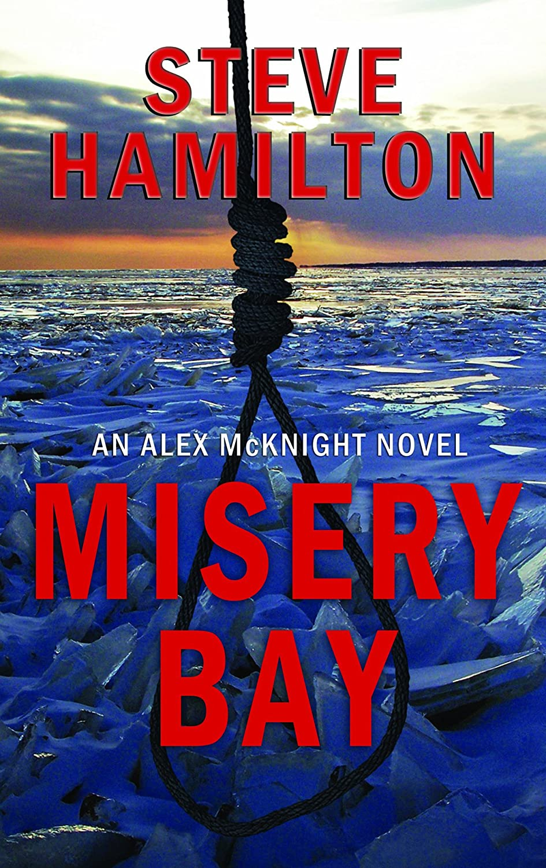 Misery Bay (Center Point Platinum Mystery (Large Print)) Steve Hamilton