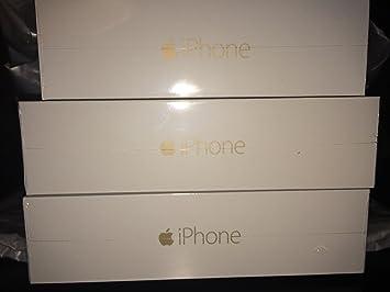 """Apple iPhone 6 Plus avec écran 5,5"""" (environ 14cm) sans carte SIM 64 Go doré"""