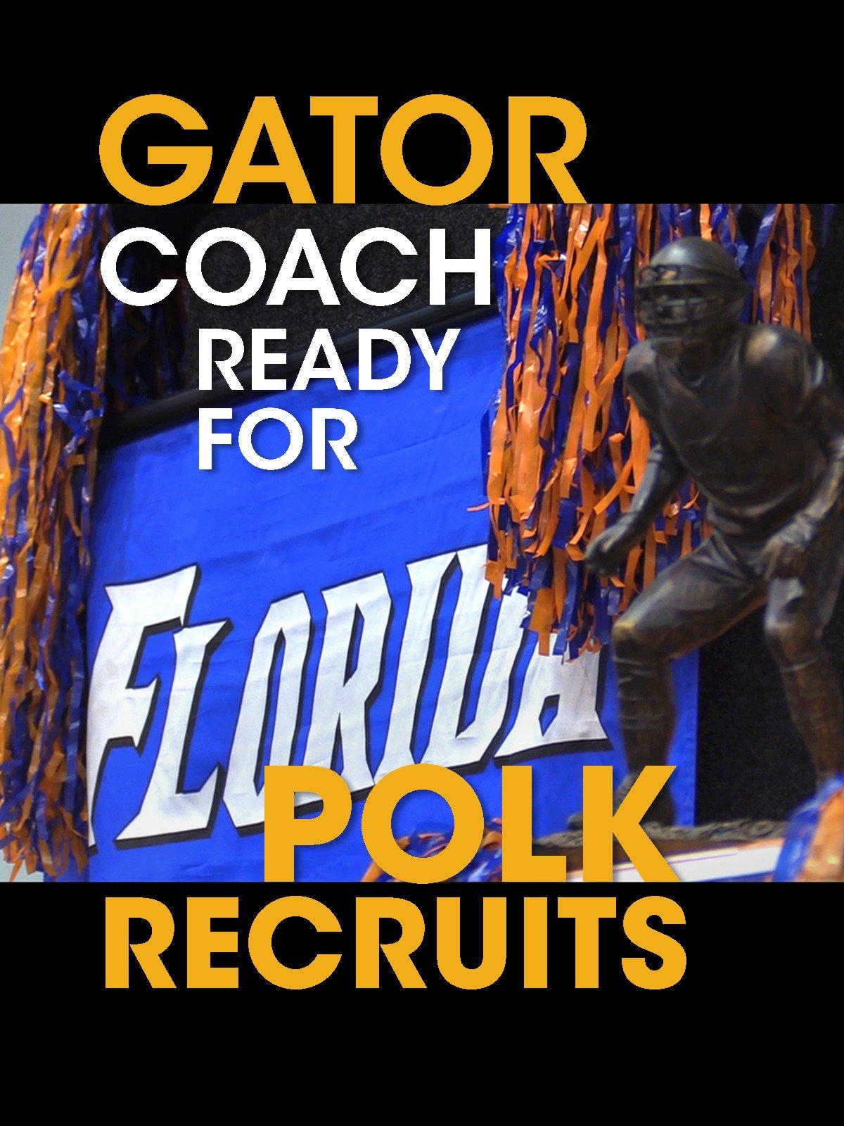 Gator Coach Ready for Polk Recruits