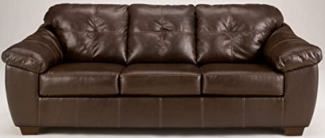 BrownRust ic Sofa By Ashley Furniture