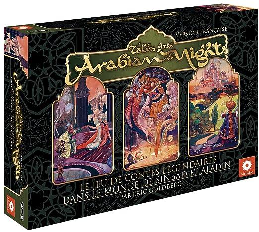 Asmodee - FITAN01 - Jeux de cartes - Tales of Arabian Nights
