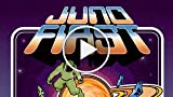 Classic Game Room - JUNO FIRST Review for Atari 2600