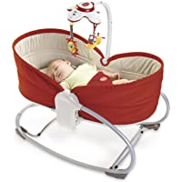 Tiny Love 3-in-1 Rocker Napper (Red)