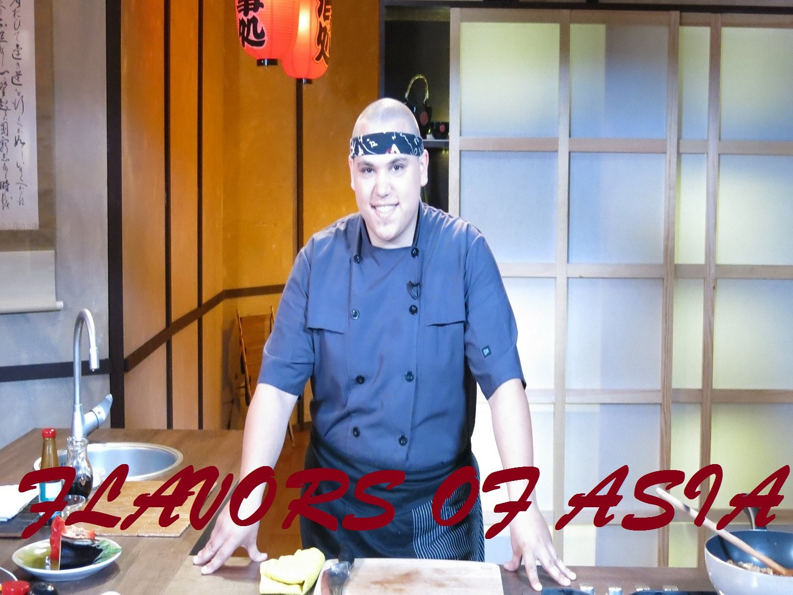 Flavors of Asia on Amazon Prime Video UK
