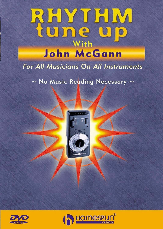 John McGann: Rhythm Tune Up [DVD] [2004]