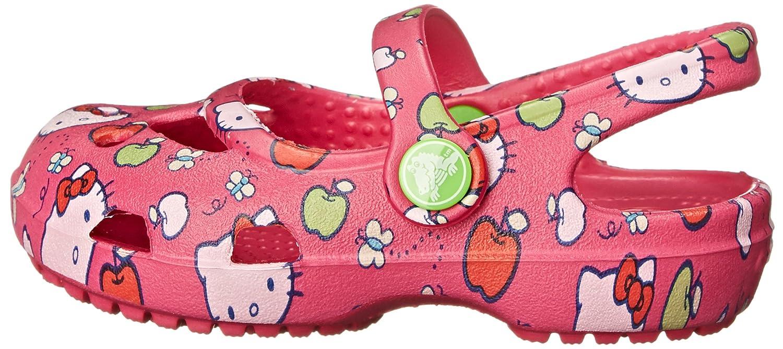 crocs Girls' Shayna Hello Kitty Apples Mary Jane