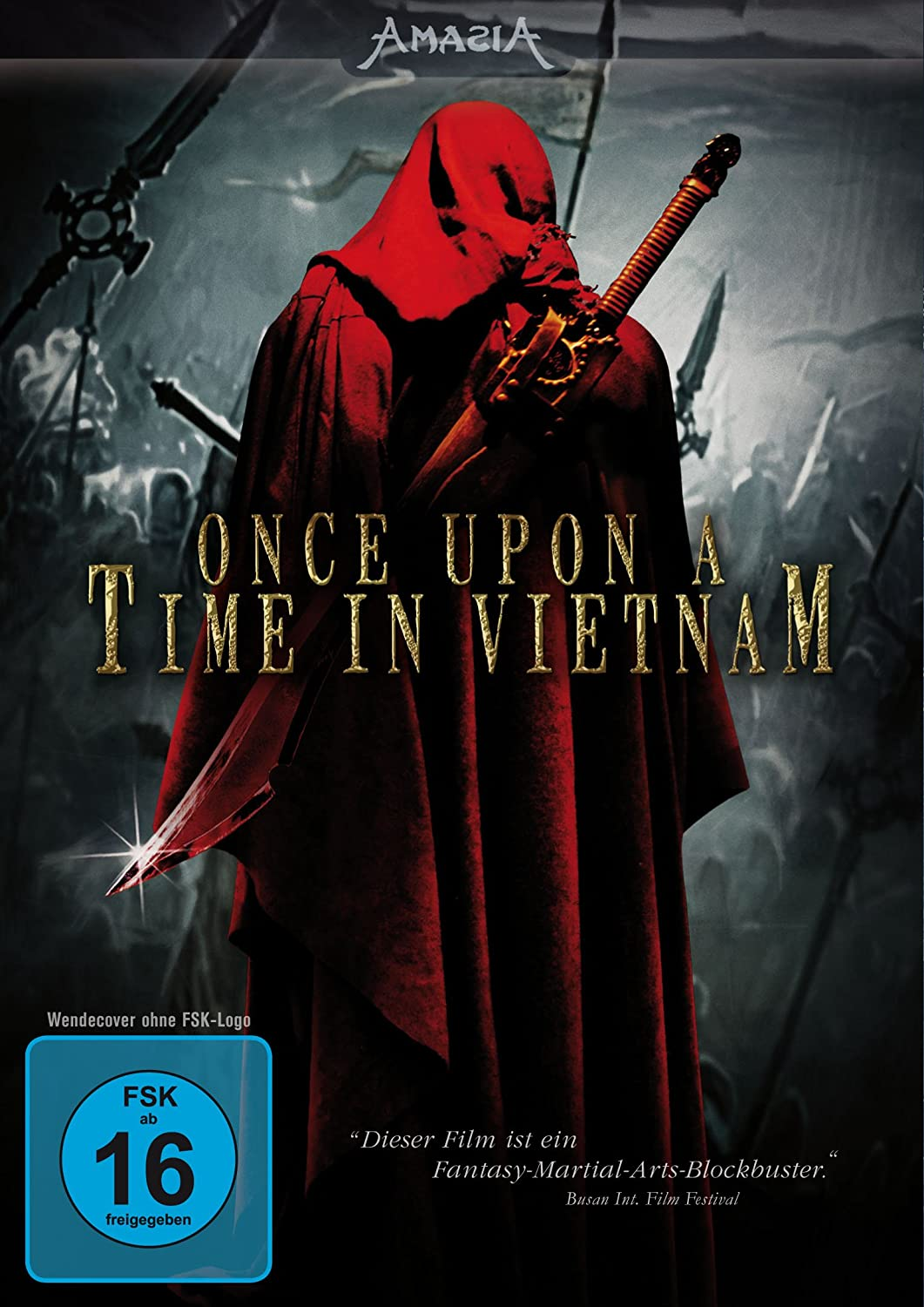 Once Upon a Time in Vietnam, DVD
