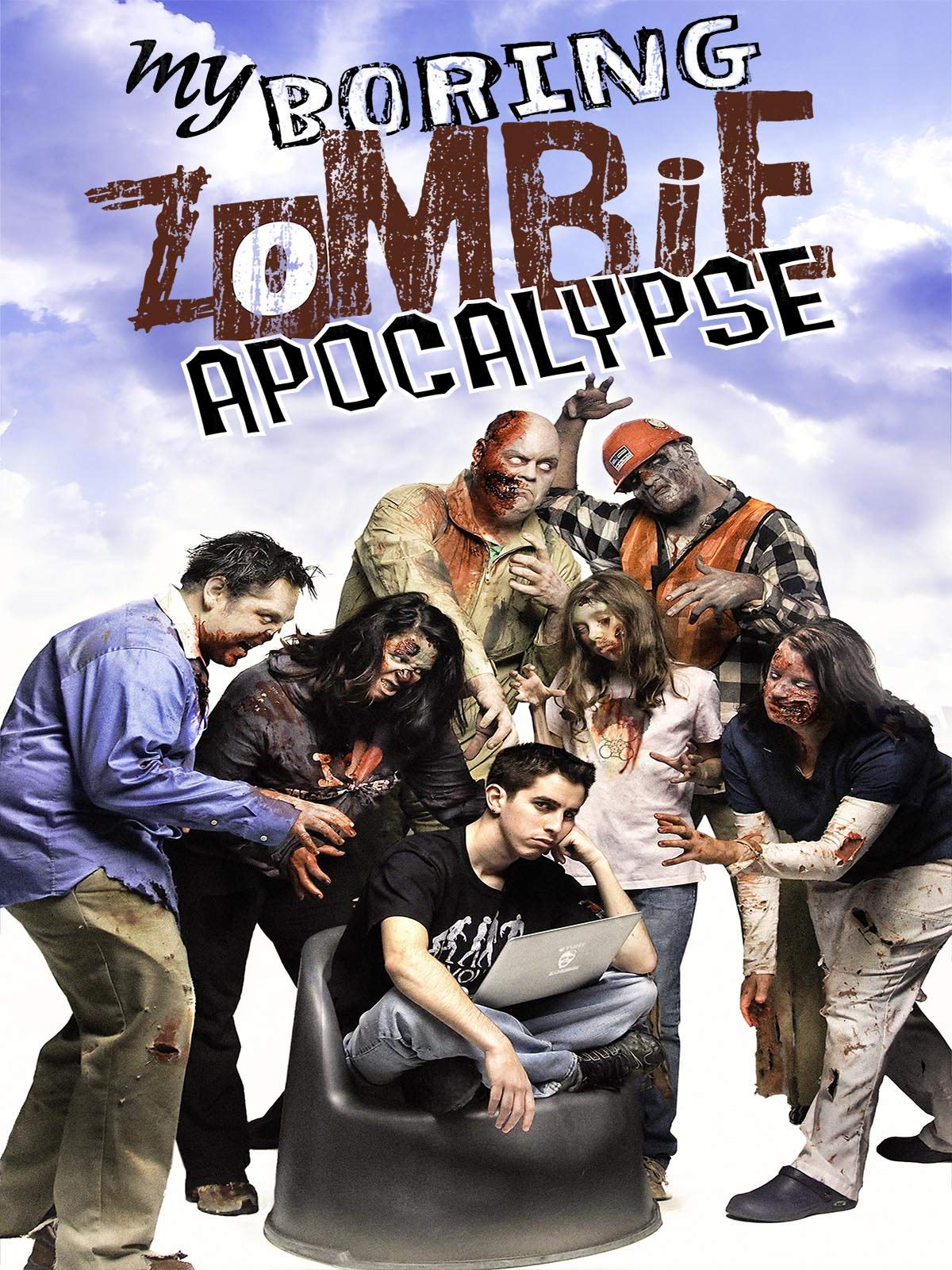 My Boring Zombie Apocalypse on Amazon Prime Video UK