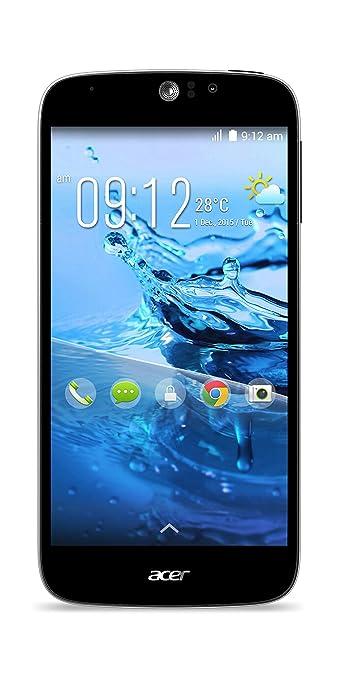 Acer Liquid Jade Z Smartphone Débloqué 4G - Double SIM - Noir