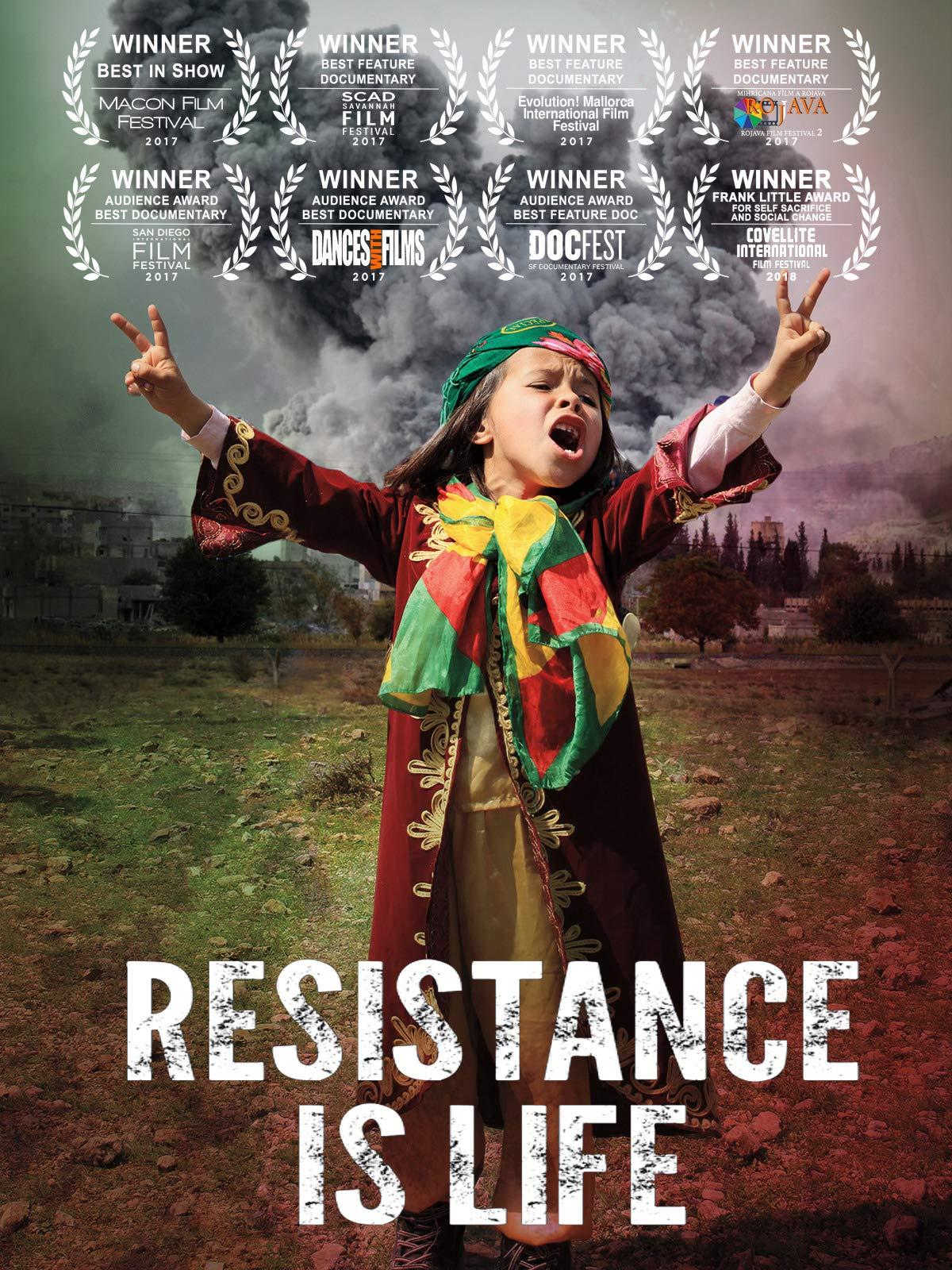 Resistance is Life on Amazon Prime Video UK