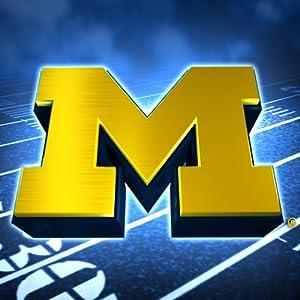 Amazon.com: Michigan Wolverines Revolving Wallpaper ...