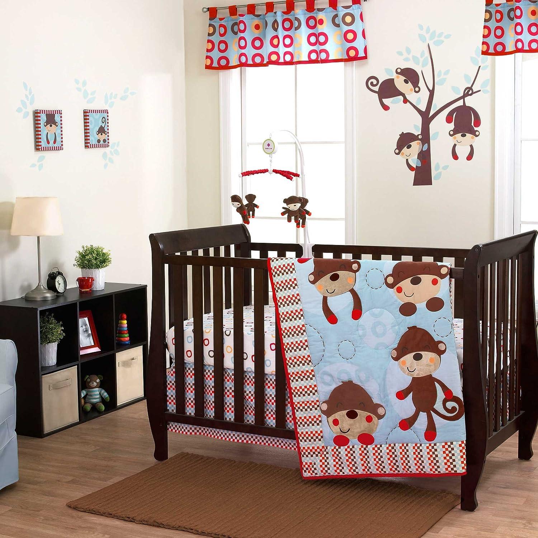 Belle Max Crib Bedding
