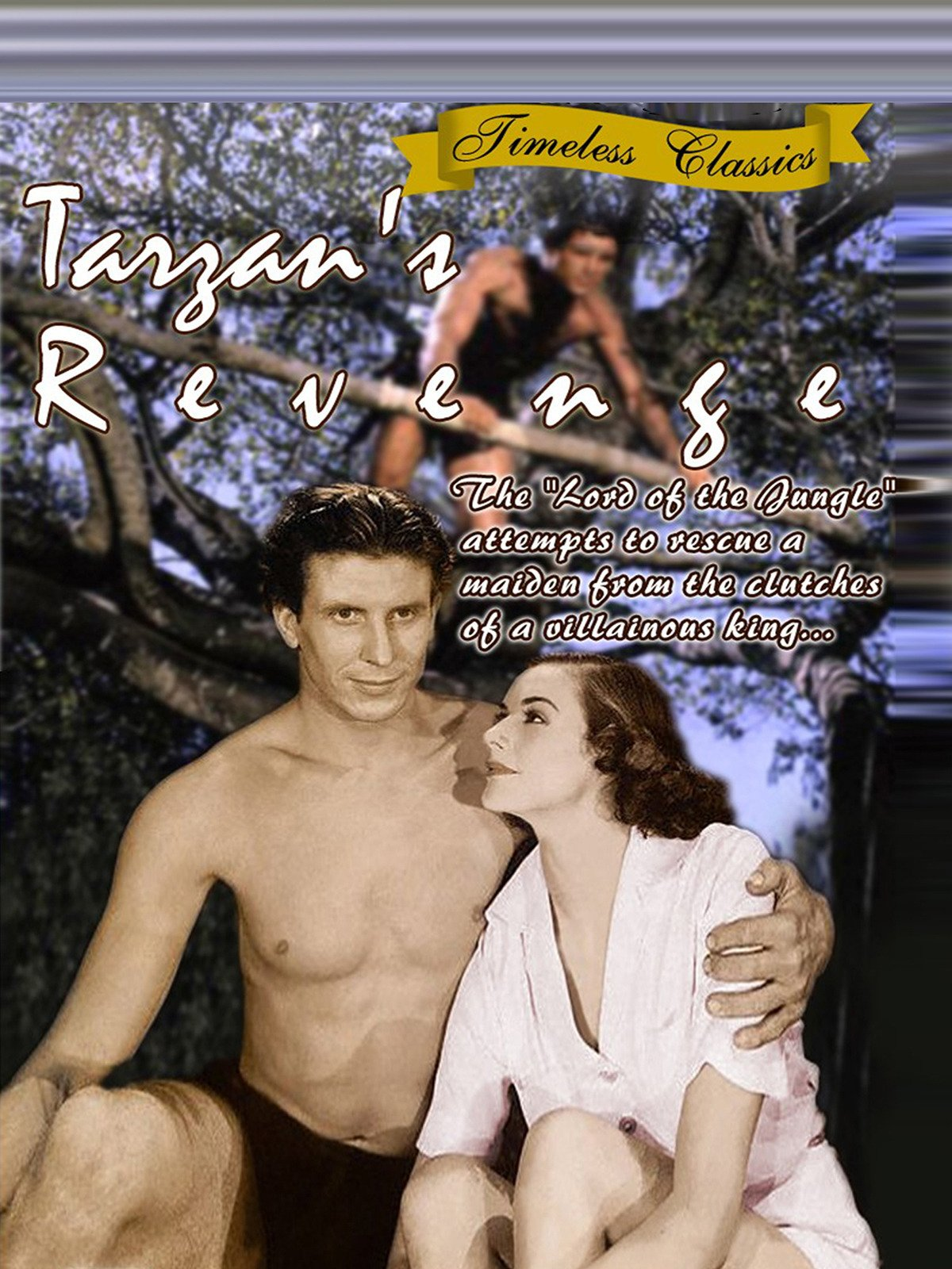Tarzan's Revenge - 1938 - Remastered Edition