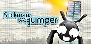 Stickman Base Jumper by Djinnworks e.U.