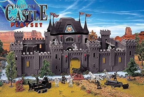 Castle Figures Toys Toy Major Deluxe Jumbo Castle