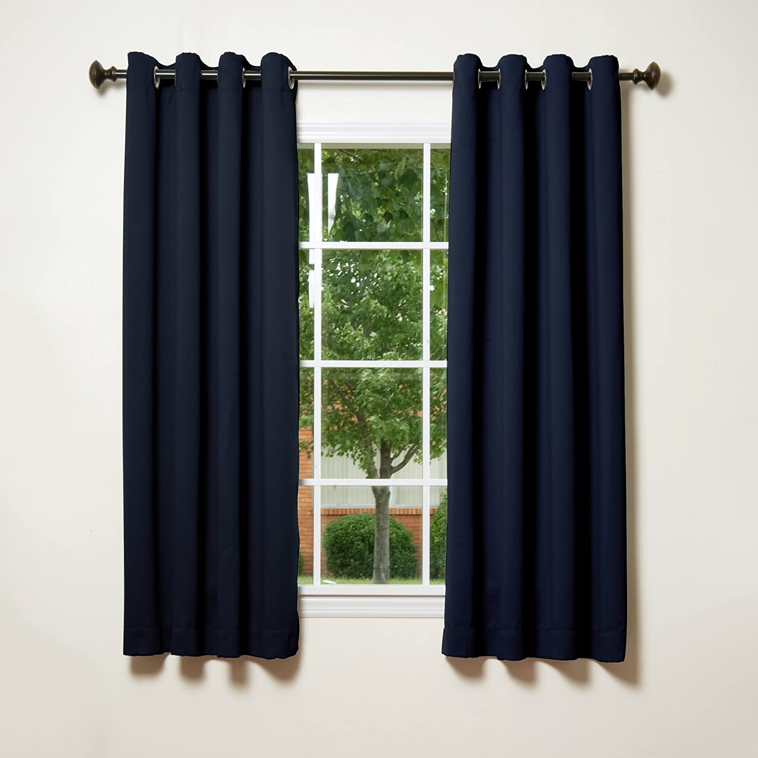Insulated Thermal Curtains Images