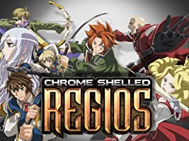 Chrome Shelled Regios Season 1