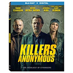Killers Anonymous [Blu-ray]
