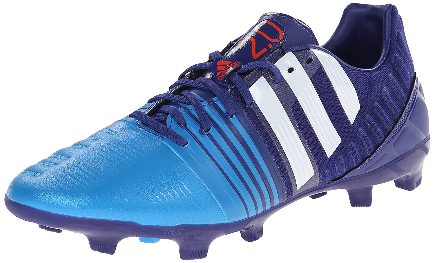 adidas Performance Men's Nitrocharge 2.0 FG Soccer Shoe adidas performance men s predito instinct fg soccer shoe