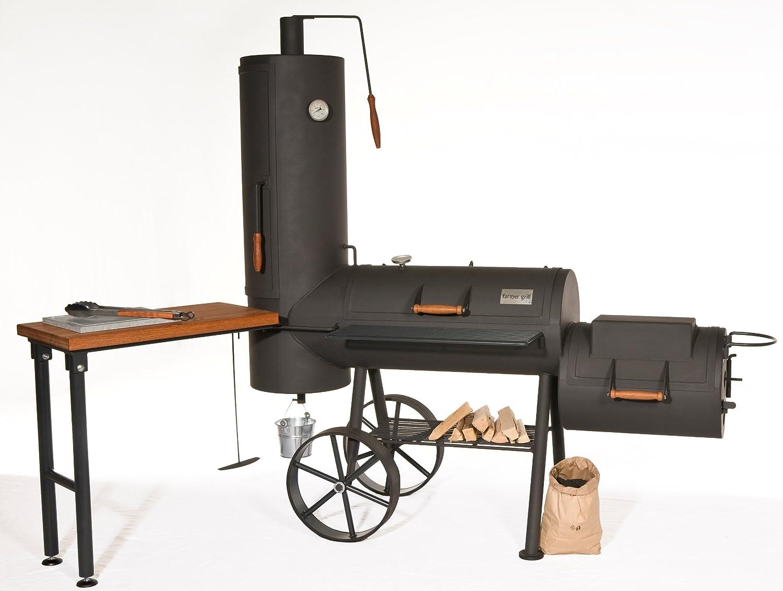 Farmer Grill Profi BBQ-Smoker FG-400-T82 günstig