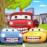 Car Dentist & Wash: Fun Tooth Repair Dental Clinic & Muddy Little Vehicle Spa Salon