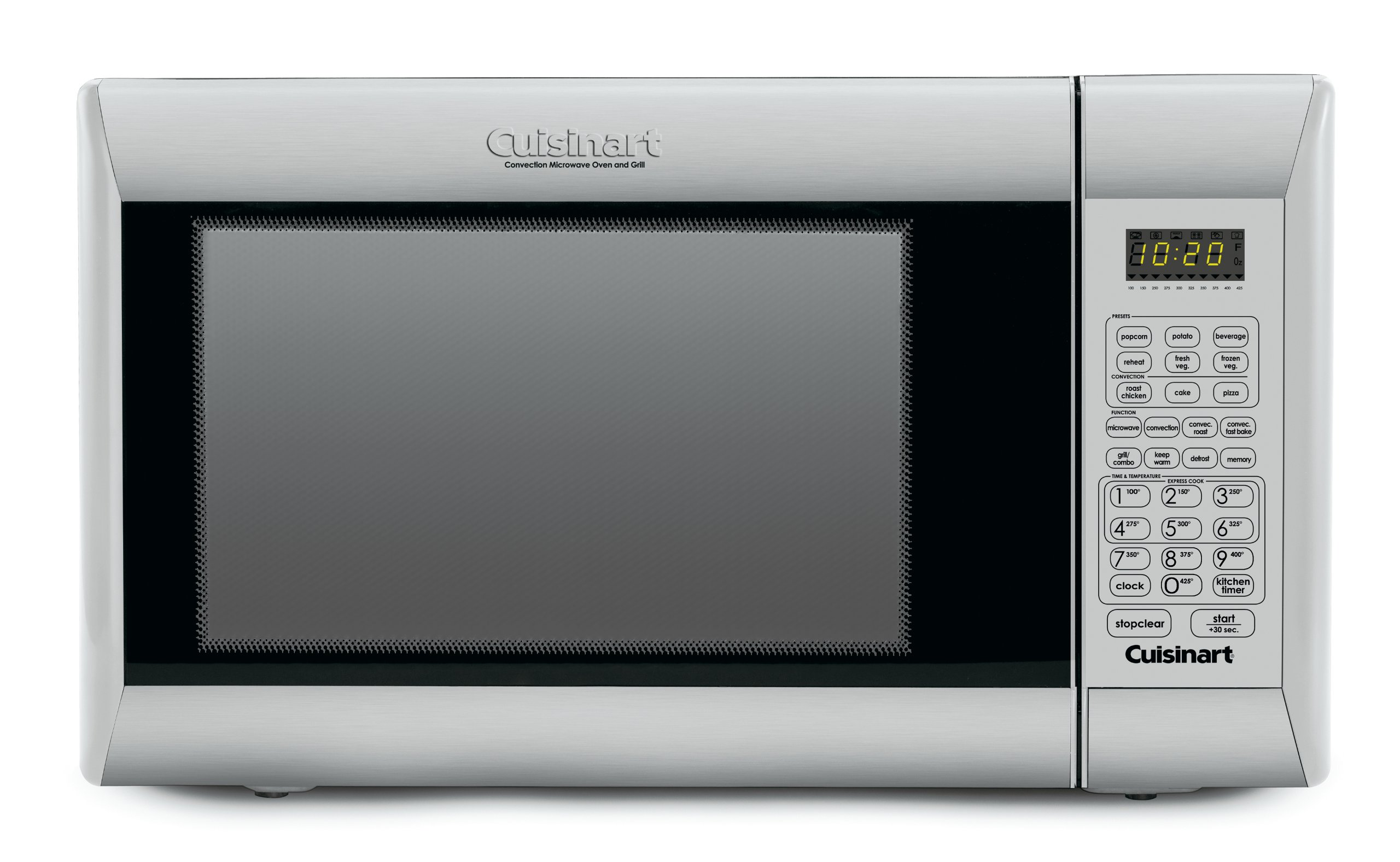 Cuisinart Cmw 200 1 2 Cubic Foot Convection Microwave Oven