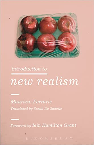 Introduction to New Realism written by Maurizio Ferraris