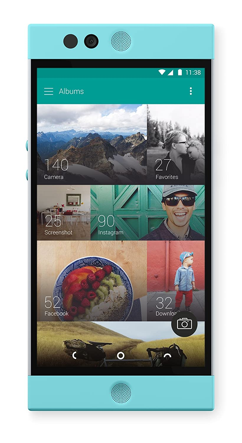 Nextbit Robin Factory Unlocked Phone - Mint (U.S. Warranty)