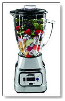 Oster Pure Blend 300 Blender with Glass Jar
