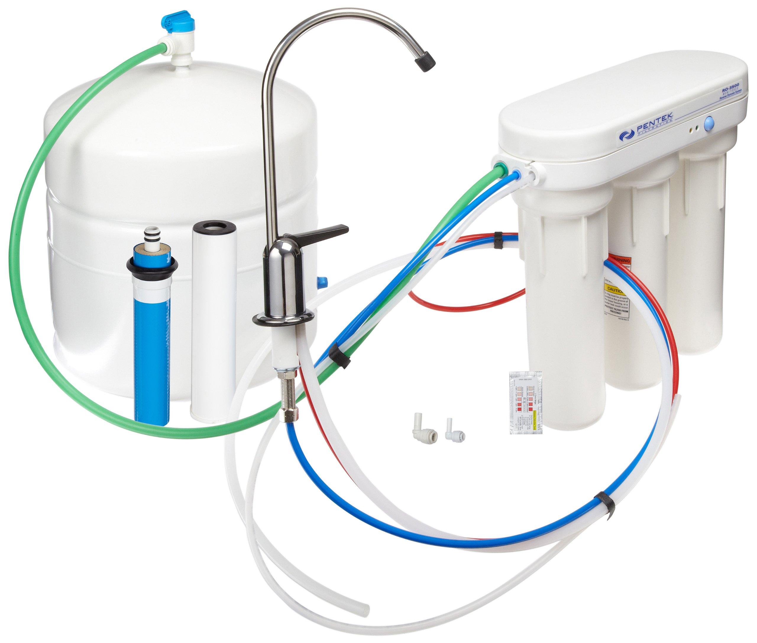 Pentek 161013 RO-3500 Reverse Osmosis System