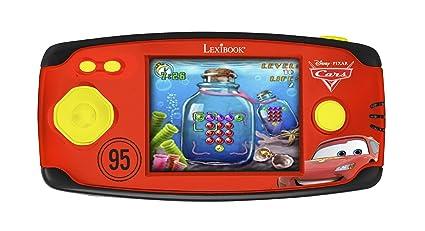 Lexibook - JL2360DC - Jeu Électronique - Compact Cyber Arcade