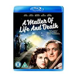 A Matter Of Life & Death 2019 [Blu-ray]