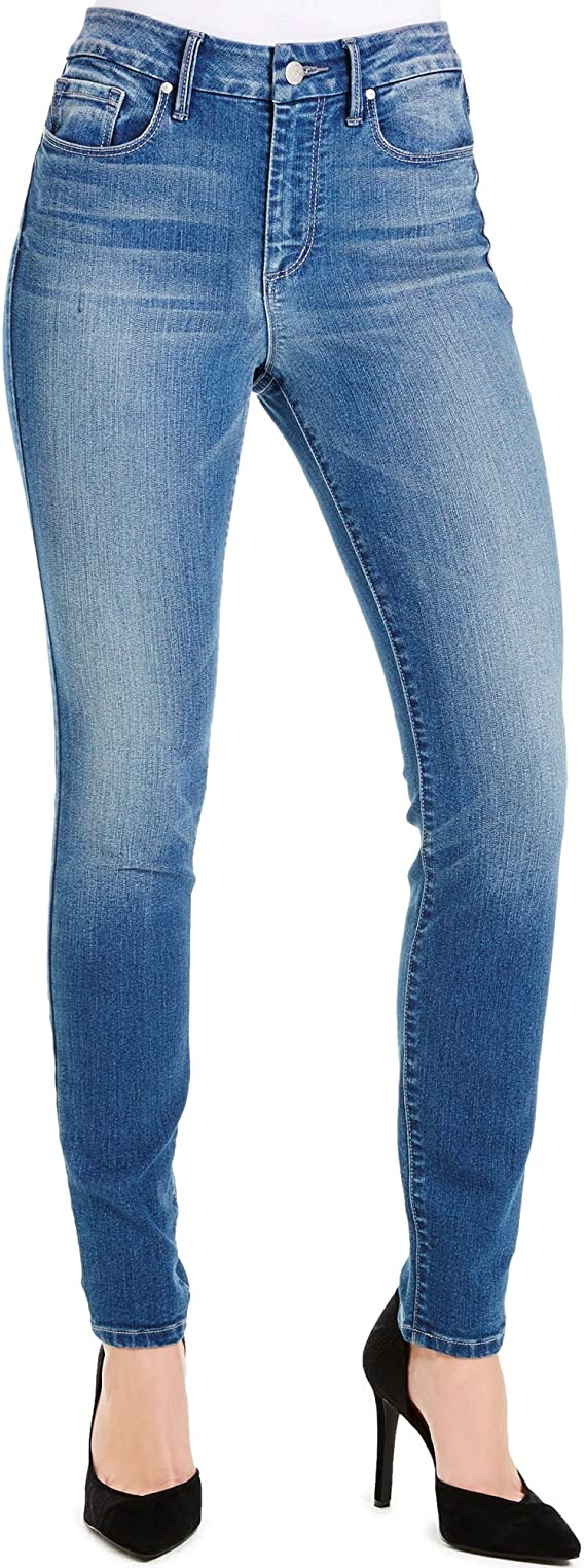Jessica Simpson Womens Uptown High Rise Jeans
