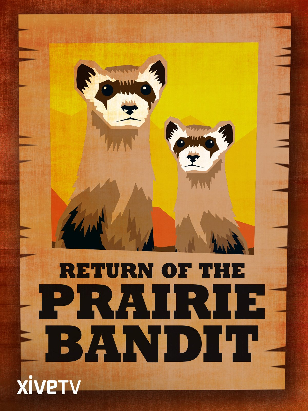 Return of the Prairie Bandit on Amazon Prime Instant Video UK