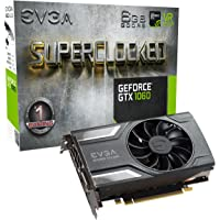 EVGA GeForce GTX 1060 SC 6GB GDDR5 Graphic Card + For Honor or Ghost Recon: Wildlands