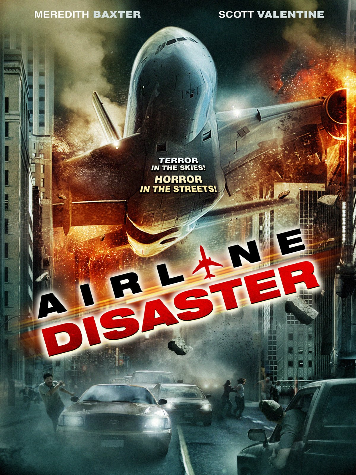 Airline Disaster on Amazon Prime Instant Video UK