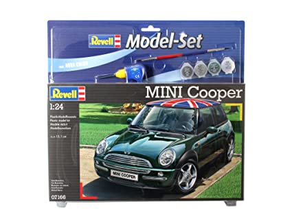 Revell - 67166 - Maquette - Model Set - Mini Cooper