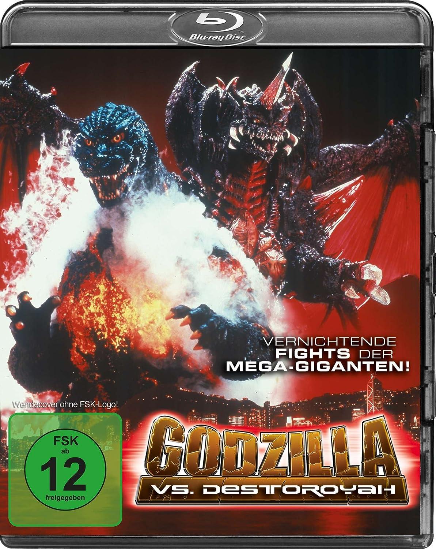 Godzilla vs. Destoroyah, Blu-ray