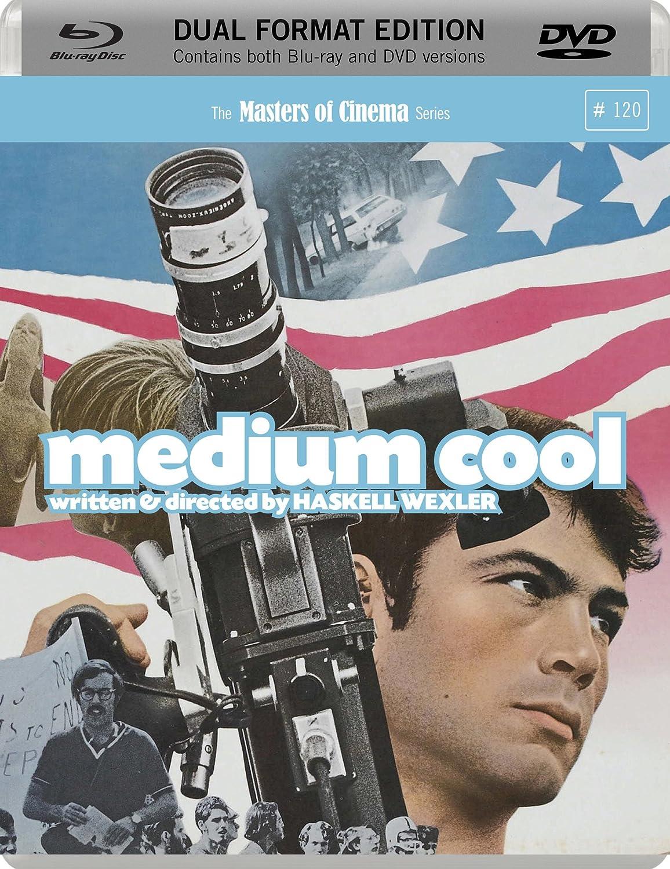 Medium Cool on DVD and Blu Ray Disc
