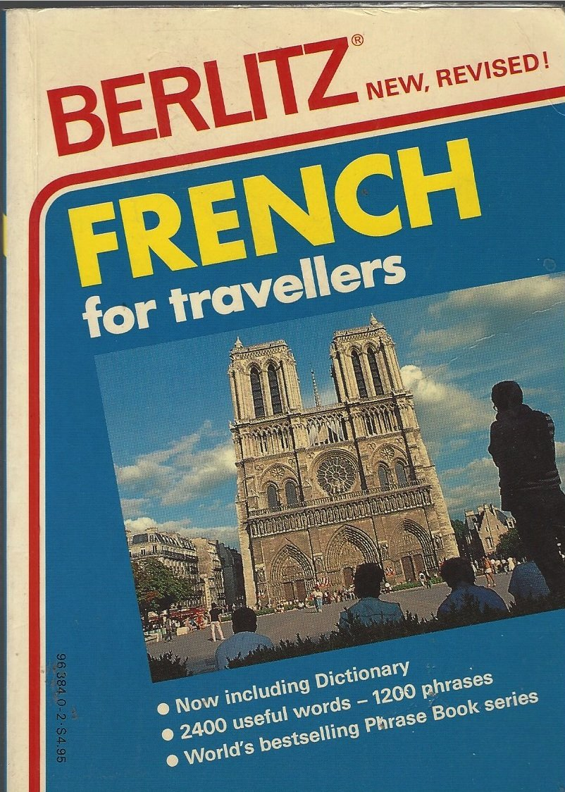 French for Travellers (Berlitz Phrasebooks), Berlitz Guides