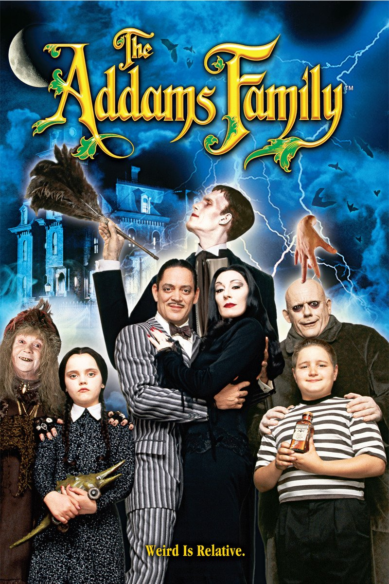 THE ADDAMS FAMILY on Amazon Prime Instant Video UK