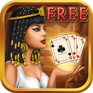 Cleopatra Pyramid Solitaire FREE - Egypt Style Online Casino by Top Game Kingdom LLC