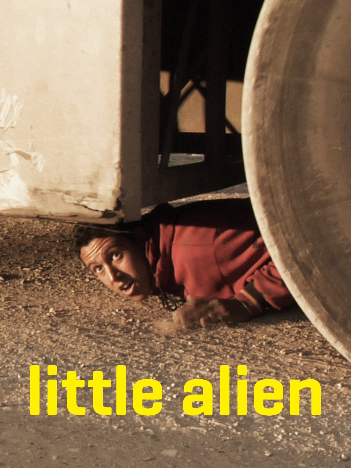 Little Alien on Amazon Prime Instant Video UK